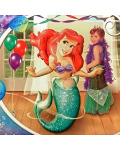 Μπαλόνια Anagram airwalker little Mermaid